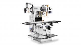 LAGUN MACHINERY Fresadora Carnero Motorizado: modelo FCM-185