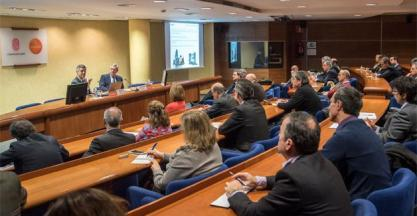 Xabier Ortueta defends the strategic nature of Machine tool in the Bilbao Chamber