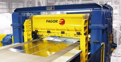 FAGOR ARRASATE participates in the development of smart shears for high-strength steel