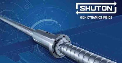 SHUTON announces the launch of its new high performance Ball Screw Catalog