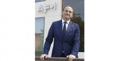 CÉSAR GARBALENA, REMAINS IN FRONT OF AFM FOR TWO MORE YEARS