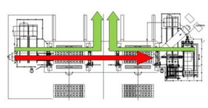 Fagor Arrasate ha iniciado la fabricación de Prensas transfer multicarro con transfer único y cinemáticas independientes
