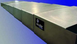 SCUDER Scuder Protecciones Telescópicas