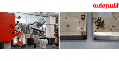 AUTOPULIT will present a robotic cell for weld dressing of sheet metal shaped parts at EMO 2019