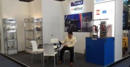 Positive balance of Tivoly at Expoferretera 2016