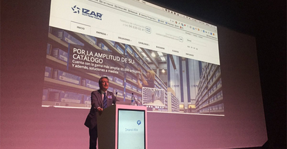 IZAR protagonista en el congreso de marketing digital #Indusmedia