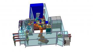 GAINDU GAINDU_CYLINDER HEAD SEATS AND GUIDES FLEXIBLE ASSEMBLY MACHINE