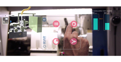 IZAR joins the Industry 4.0 revolution
