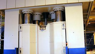 LOIRE SAFE AERO-3000 MT HYDRAULIC PRESS