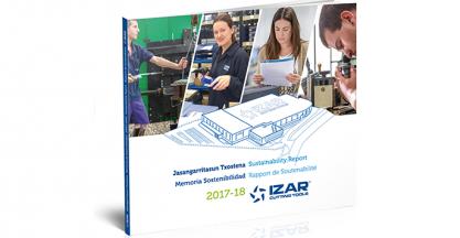 IZAR presenta su Memoria de Sostenibilidad 2017-2018