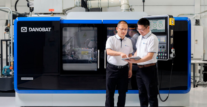 DANOBATGROUP showcased the latest developments in advanced manufacturing solutions of DANOBAT and SORALUCE at CIMT 2019 in Beijing