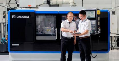 DANOBATGROUP presentó los últimos desarrollos de soluciones de fabricación avanzadas de DANOBAT y SORALUCE en la feria CIMT 2019 en Pekín