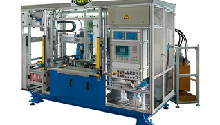 AGME AGME SPECIAL PURPOSE MACHINE FOR ASSEMBLING AUTOMOTIVE COMPONENTS