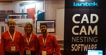Lantek finaliza con éxito su participación en MetalMadrid 2015