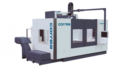 Nicolás CORREA is presenting its new machine line at the EMO HANNOVER 2019