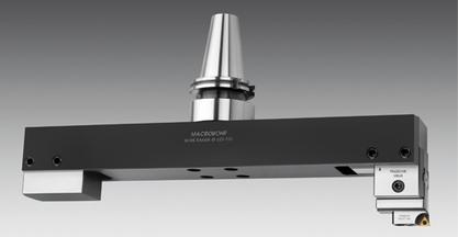 Nuevo sistema ligero para mandrinado de grandes diámetros de PINZBOHR en EMO 2015- Hall 4, stand B21