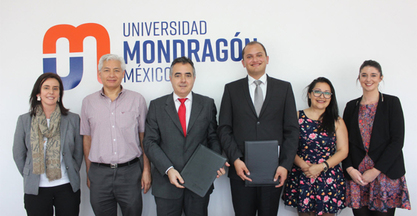 Cooperation: Fagor Automation and MONDRAGON University – Mexico sign a collaboration agreement
