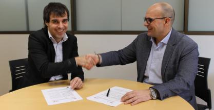 FAGOR AUTOMATION and IMH sign a Collaboration Agreement