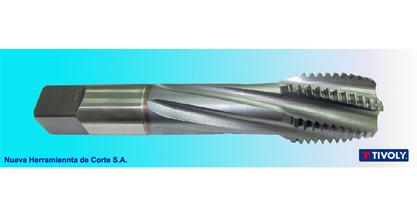 NECO lanza una gama de machos de roscar para la fabricación de molinos eólicos