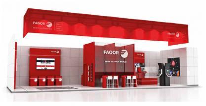 Fagor Automation  presentará en la EMO 2017 las últimas novedades en CNCs y sistemas de captación (Hall 25, stand E76)