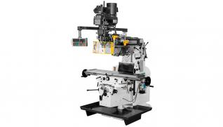 LAGUN Universal Combined Milling Machine: FU-TV 130 model