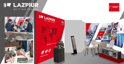 Lazpiur to showcase its forging tool manufacturing technology at Hannover Messe