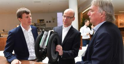 SCHAEFFLER Backs Start-ups