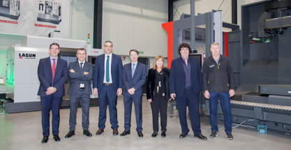 LAGUN strengthens its presence in Germany