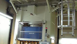 LOIRE SAFE LOIRE SAFE 900 MT HYDRAULIC PRESS