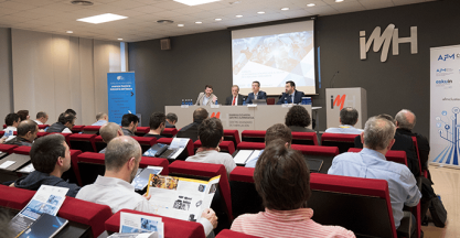 AFM y AER organizan una exitosa jornada sobre automatización aplicada al sector de la máquina-herramienta