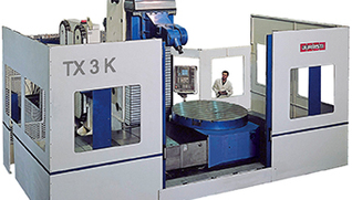 JUARISTI JUARISTI TX3K 5 AXIS MACHINING CENTER