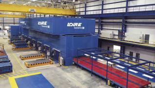 LOIRE SAFE COLD STAMPING LINES
