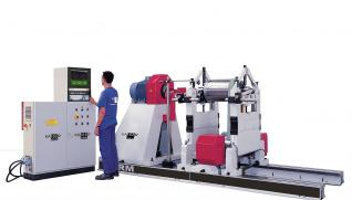 KAISER SISTEMAS BALANCING MACHINES, S.L.U. KAISER SISTEMAS ® | Equilibradoras horizontales