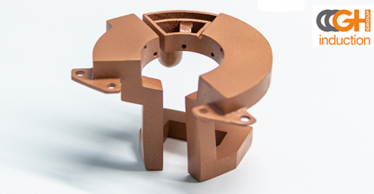 GH creates new web for the copper 3D printed inductors unique in the world