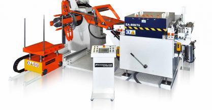 EKICONTROL expone su nueva gama de máquinas para alimentación a prensa en el Stand F01 del Pabellón 5 en #BIEMH2018