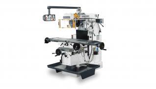 LAGUN MACHINERY Fresadora Universal: modelo FU-152
