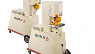 GEKA PP Series, la solución portátil para el punzonado de GEKA