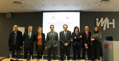 Primera defensa de tesis doctoral en el IMH en torno a la Fabricación Avanzada, gracias a la colaboración entre el IMH y la UPV/EHU
