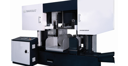 #BIEMH2014 - FAST AND ACCURATE CUTTING OF STAINLESS STEEL AND SUPER ALLOYS GUARANTEED WITH DANOBAT·S NEW HDS 6A BANDSAW