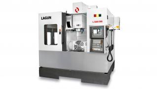 LAGUN 5 Axes Simultaneous Machining Centre: L 5AX-500 model