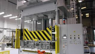 BIELE Automated cells of hydraulic presses