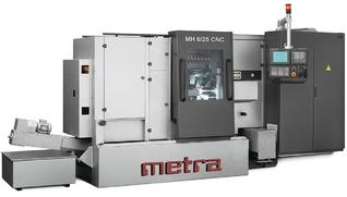 METRA METRA_CNC BAR MULTISPINDLE LATHE
