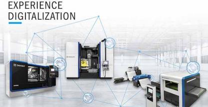 DANOBATGROUP presenta en #BIEMH2018 sus últimas soluciones de fabricación avanzada y la consolidación de sus servicios para la industria digital
