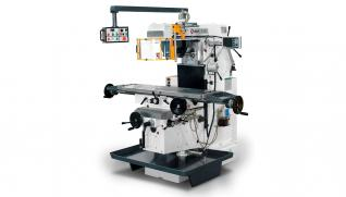LAGUN Universal Milling Machine: FU-152 model
