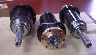 ALTUBE Fabricación cabezal centro mecanizado