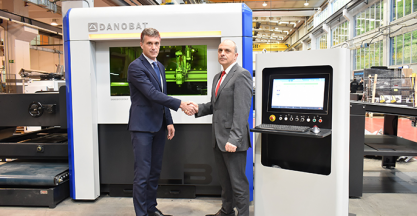 LANTEK and DANOBATGROUP develop expert software for the automotive sector