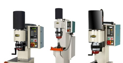 AGME presenta la tecnología de remachado más avanzada en EMAF 2014