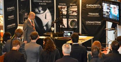 TRIMEK – Innovalia Metrology organises Metromeet, the International Conference on Industrial Dimensional Metrology