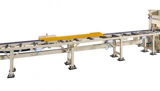 GEKA Alfa 500/150, punzonadora CNC para trabajos que requieran una unidad de marcado y corte giratorio