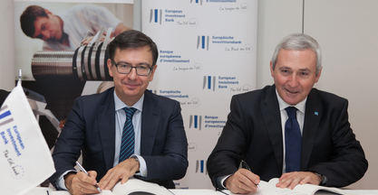 The European Investment Bank supports DANOBATGROUP´s innovation strategy